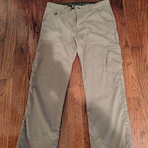 Prana Men's Stretch Zion Pants, Large x 30 length